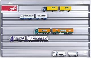 herpa - LKW-Schaukasten, Hängevitrine für Hängerzüge, Modellautos und Flugzeuge, Showcase, Display, Miniaturen, Modellbau,...