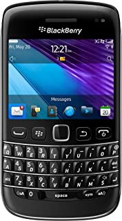 BlackBerry Bold 9790 GSM Unlocked Phone, Black