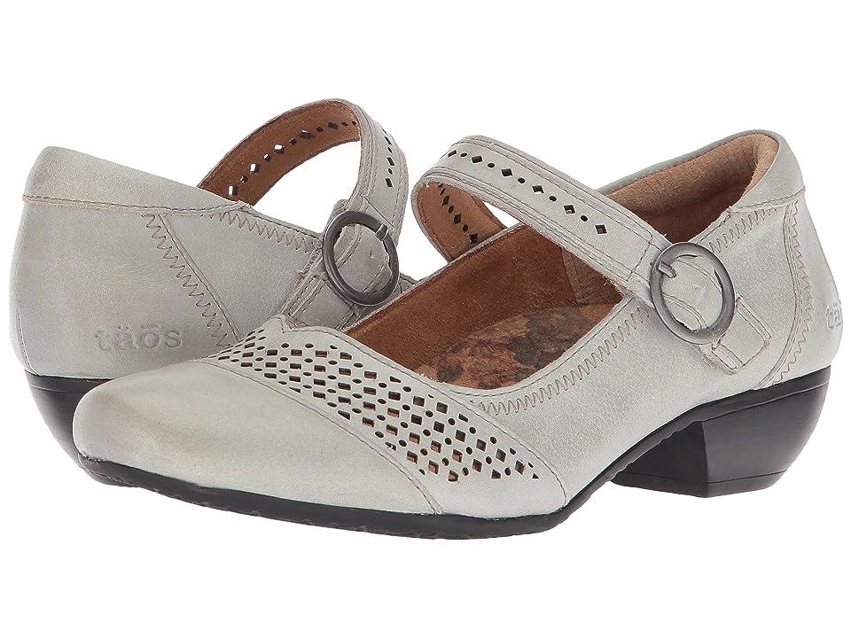 Taos Footwear Esteem (Light Grey) Women