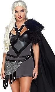 Leg Avenue Women's Throne Warrior Halloween Costume