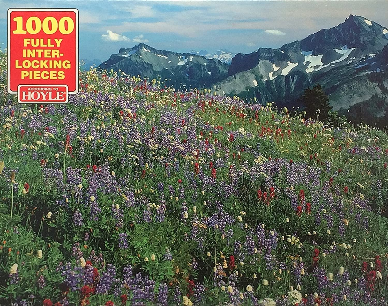 Mt. Rainier, WA 1000 Piece Puzzle by Hoyle