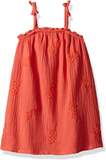 Lucky Brand Big Girls' Spaghetti Strap Dress