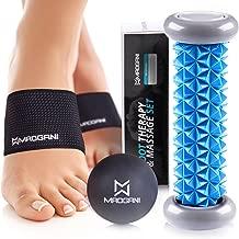 flat feet pain massage