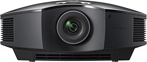 Sony Home Theater Projector VPL-HW45ES: 1080P Full HD Video Projector for TV, Movies and Gaming - Home Cinema Projector wi...