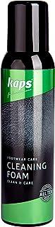 Kaps Mousse de Nettoyage pour Chaussures, nettoyant nettoyant pour Chaussures et Bottes, Tissu et Toile de Nubuck suède Cu...
