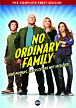No Ordinary Family - The Complete First Season (1st) (Boxset)