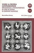 Vivere la Propria Contraddizione. Immanenza e Trascendenza in Ossi di Seppia di Eugenio Montale.
