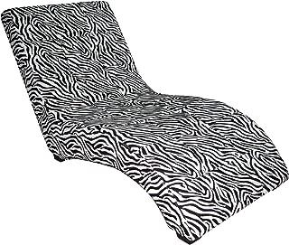 Best zebra print chaise Reviews