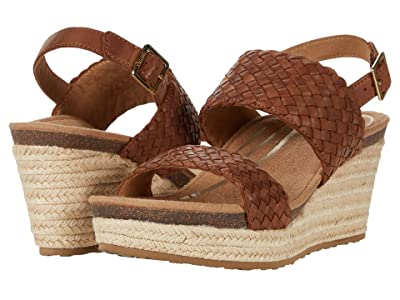 Aetrex Summer (Cognac) Women