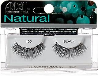 Ardelll Eyelash Fashion Lashes 105 Black - 65002, 1266035, Peach