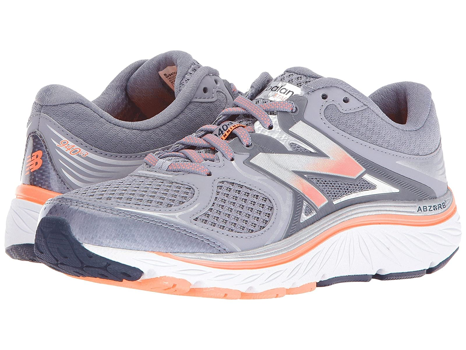 New Balance W940v3Atmospheric grades have affordable shoes