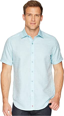 Cyprus Short Sleeve Woven Shirt