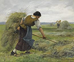 Julien Dupre The Reapers 1886 Private Collection 30
