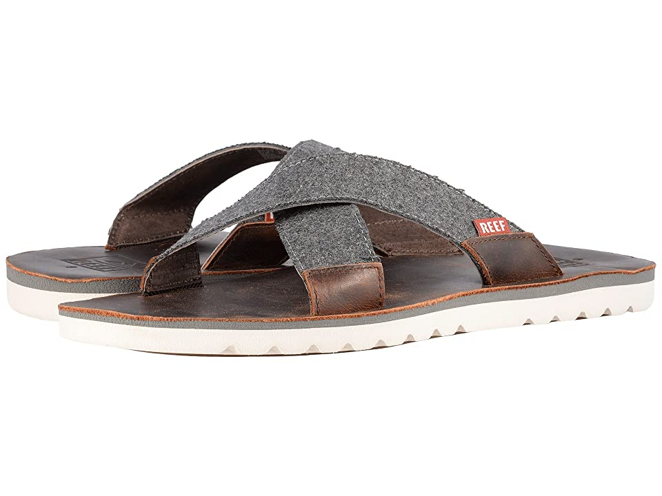 Reef Voyage Crossover (Brown/Grey) Men