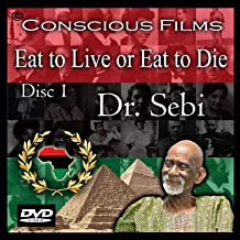 Eat To Live Or Eat To Die