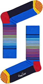 Happy Socks Half Stripe Unisex - algodón