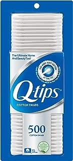 Q-tips Cotton Swabs, Original, 500 ct