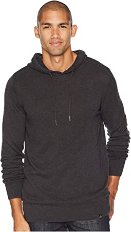 Throw On Hooded Sweater