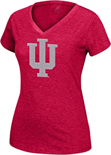NCAA Women's Sequin Logo Favorite Tee