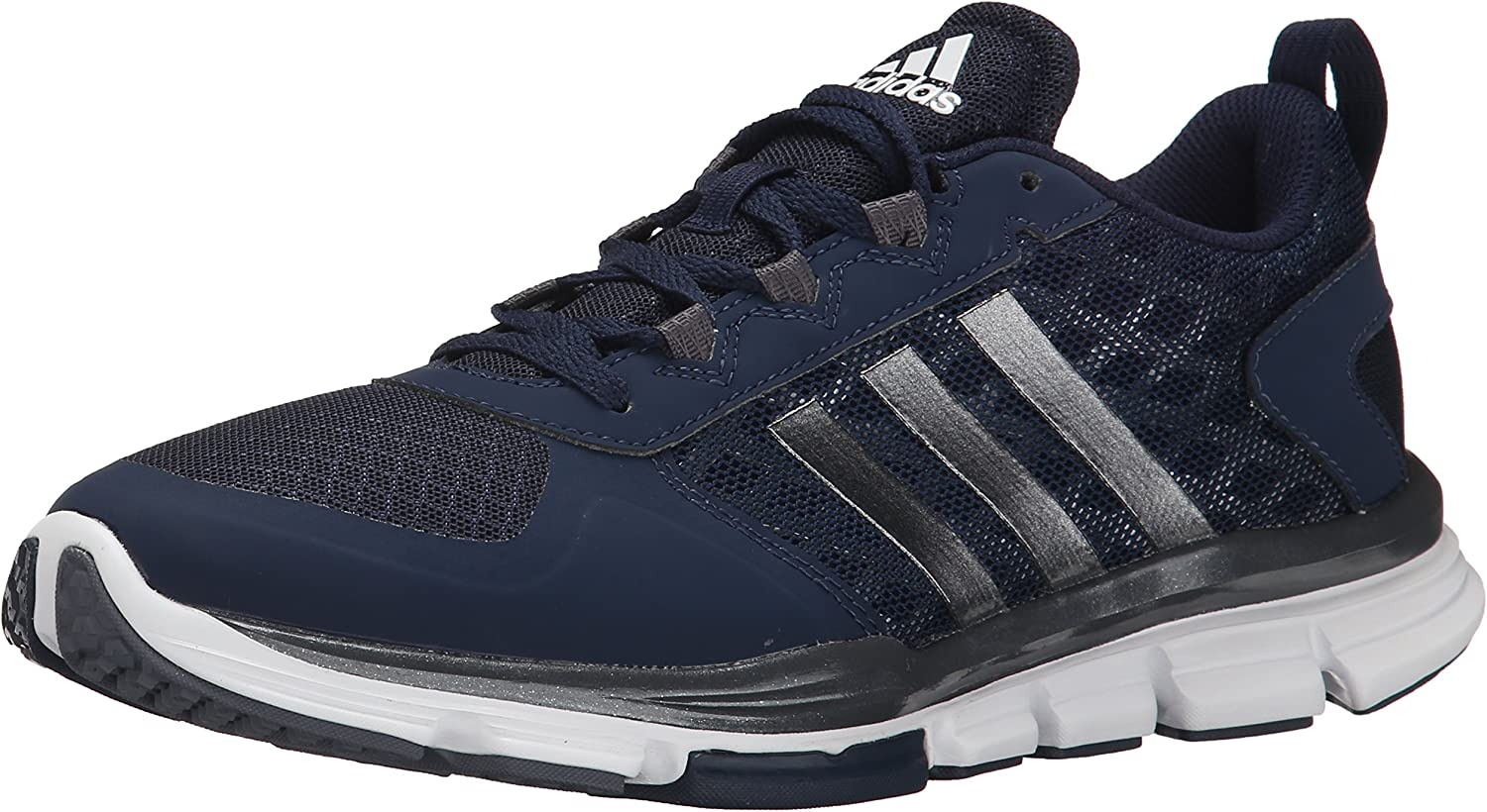 Adidas Performance Speed Trainer 2 Training shoes, Black carbon Metallic collegiate gold, 4 M Us