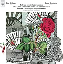Rodrigo: Concierto De Aranjuez; Fantasia Para Un Gentilhombre & Villa-Lobos: Guitar Concerto Sony Classical Originals