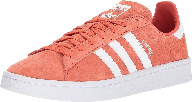 Adidas Originals Herren Campus, Trace Scarlet Scarlet Weiß, 47 EU  schnelle Lieferung