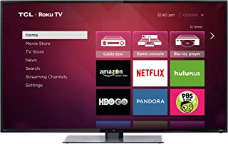 TCL 48FS3700 48-Inch 1080p Roku Smart LED TV (2015 Model)