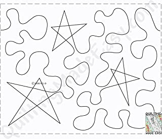 Best paper templates for machine quilting Reviews