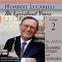 Hindemith, Poulenc and Saint-Saëns: Oboe Sonatas