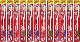 Colgate Premier Classic Clean Medium Toothbrush  (Card of 12)