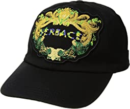 Versace - Embroidered Cap
