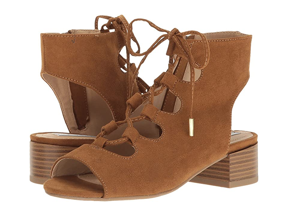Steve Madden Kids Jnilunda (Little Kid/Big Kid) (Cognac) Girl
