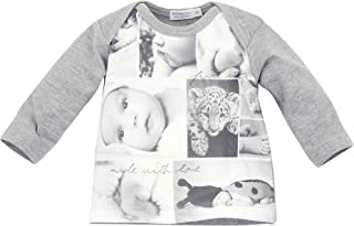BONDI M/ädchen Langarm Shirt Alpengl/ück mit Streubl/ümchen 86354 Baby Kinder Bekleidung Melba