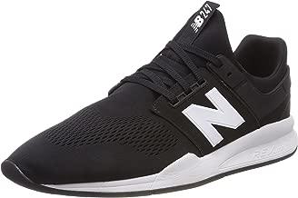 new balance 247 nero uomo