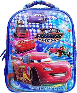 1a297bda2 OKJI 3D 14 Inches School Bag for Girls & Boys School Bag Pack Age Group (