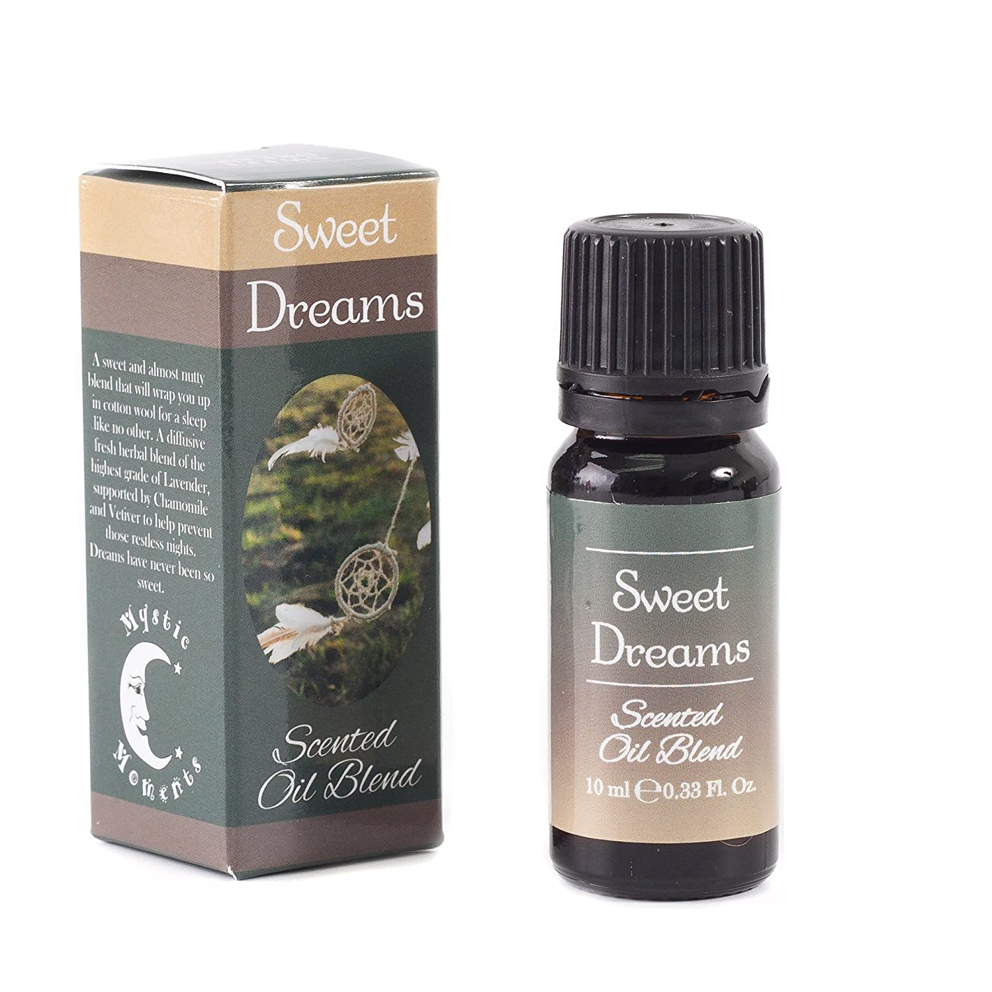 コミュニケーション予想する増幅器Mystic Moments | Sweet Dreams - Scented Oil Blend - 10ml