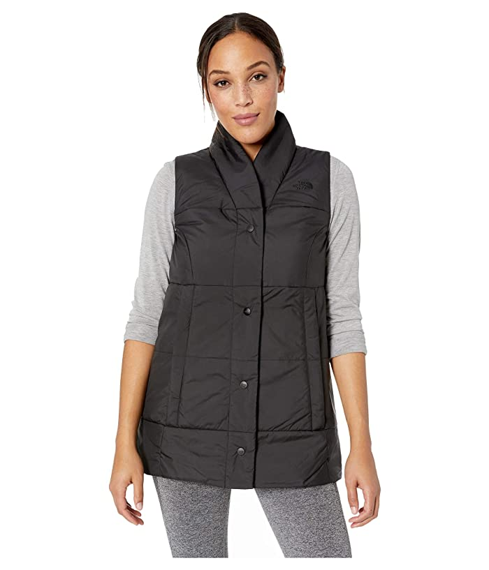 The North Face Femtastic Insulated Vest (TNF Black) Women