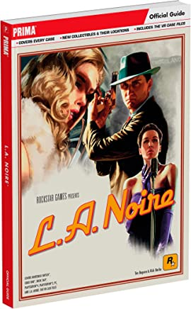 L.A. Noire: Prima Official Guide