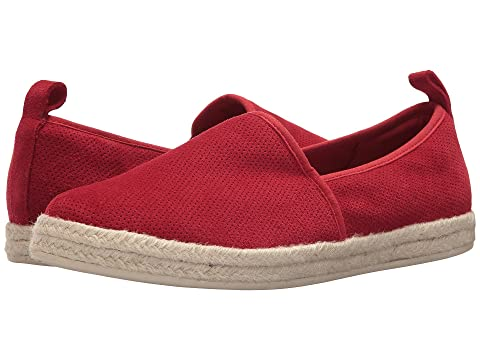 CLARKS Azella Revere, Red Suede