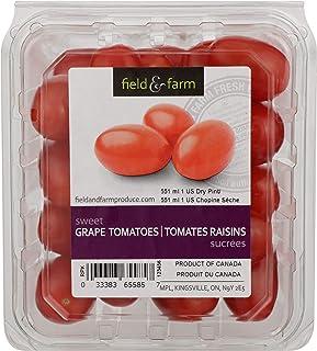 Tomato Cherry Grape Conventional, 12 Ounce