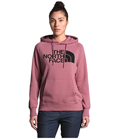 The North Face Half Dome Pullover Hoodie (Mesa Rose) Women