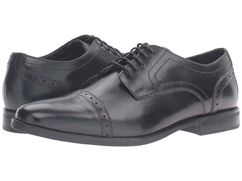 Rockport Style Purpose Cap Toe (Black) Men