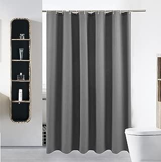 Best long gray shower curtain Reviews