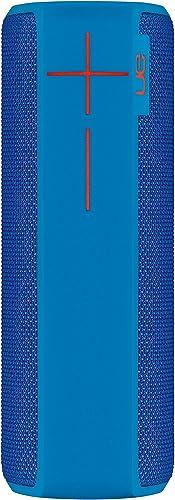 lowest Ultimate Ears BOOM 2 Portable Waterproof & Shockproof Bluetooth Speaker lowest - Brain Freeze Blue wholesale Edition sale