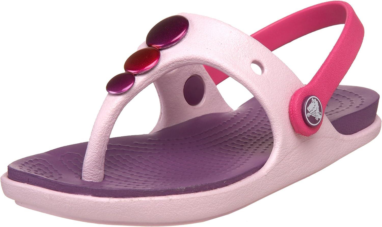 Crocs Girls' Fredericka Flip