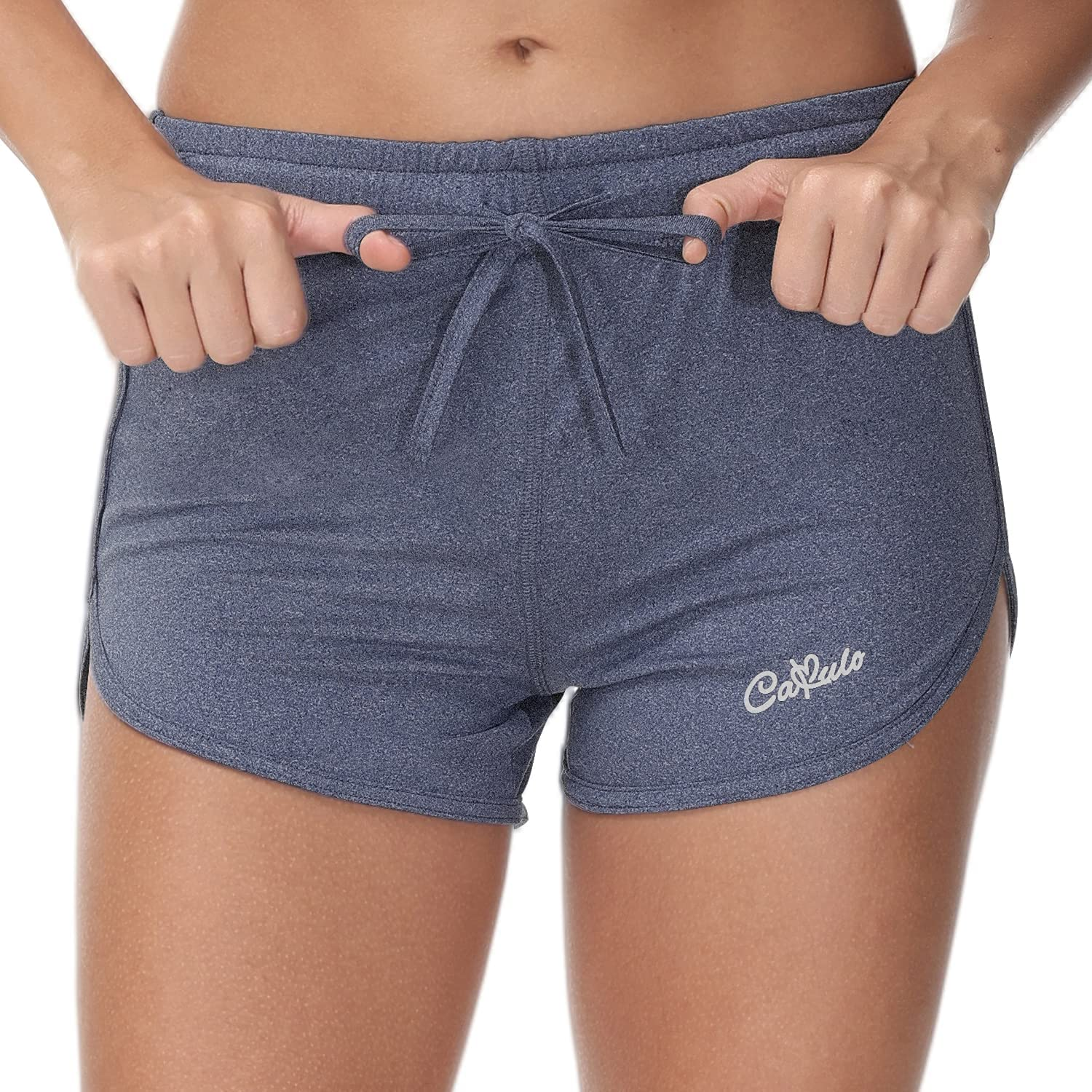 Cakulo Women's Lounge Dolphin Simone Shorts Yoga Workout Running Active Booty Casual Shorts 3