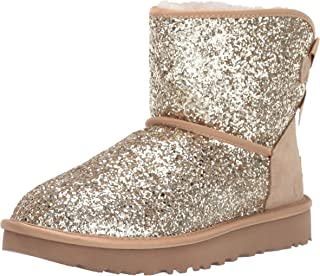 Women's Classic Mini Bow Cosmos Fashion Boot