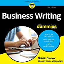 Business Writing for Dummies: 3rd Edition