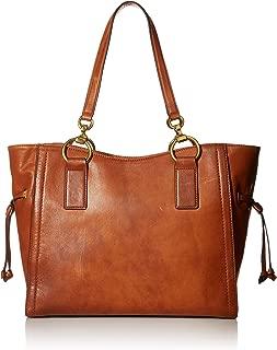 FRYE Ilana Leather Zip Tote