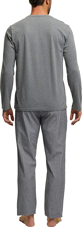 ESPRIT Xavy Nw Ocs Pyjama Longsleeve Set di Pigiama Uomo